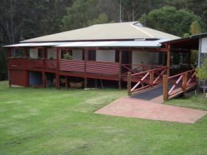 Pemberton Camp School - Hervey Bay Accommodation