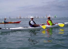 Sea Kayak Melbourne and Victoria - Hervey Bay Accommodation