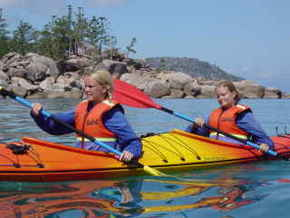 Magnetic Island Sea Kayaks - Hervey Bay Accommodation