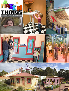 A Maze 'N Things - Hervey Bay Accommodation
