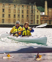 Blackaby's Sea Kayaks and Tours - Hervey Bay Accommodation