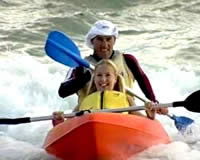 Noosa Ocean Kayak Tours - Hervey Bay Accommodation