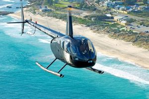 Perth Beaches Helicopter Tour from Hillarys Boat Harbour - Hervey Bay Accommodation