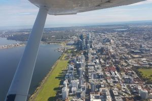 Perth Scenic Flight - City River and Beaches - Hervey Bay Accommodation