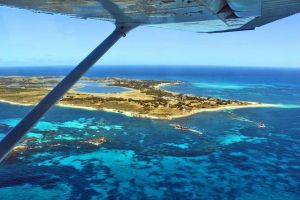 Rottnest Island  Perth City Scenic Flight - Hervey Bay Accommodation