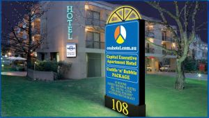 Capital Executive Apartment Hotel - Hervey Bay Accommodation