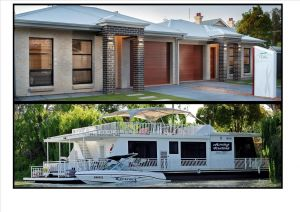 Renmark River Villas and Boats  Bedzzz - Hervey Bay Accommodation