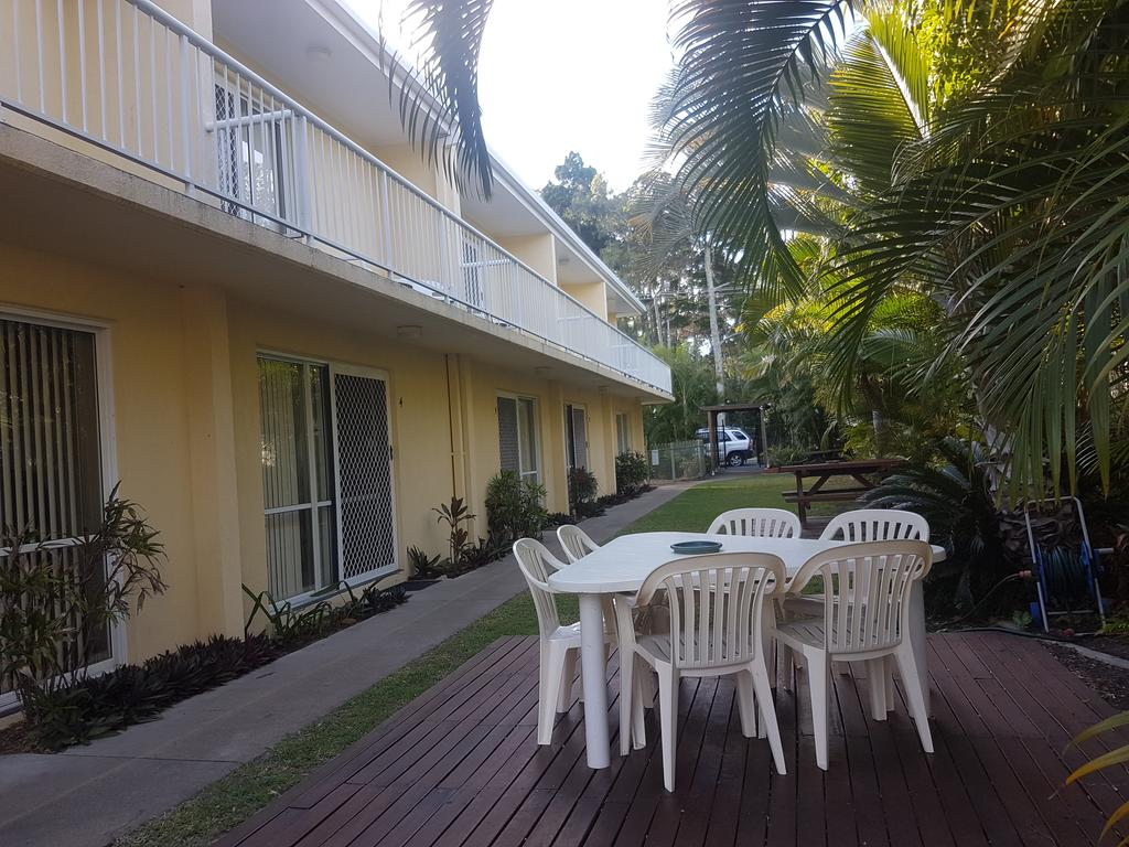 Bayshores Holiday Apartments - Hervey Bay Accommodation